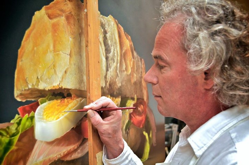 Hyperrealistic_Oil_Paintings_Of_Mouth_Watering_Food_by_Tjalf_Sparnaay_2015_02