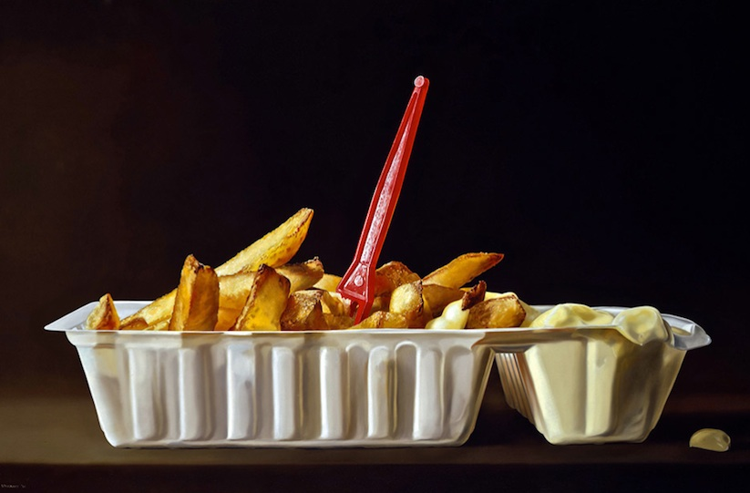Hyperrealistic_Oil_Paintings_Of_Mouth_Watering_Food_by_Tjalf_Sparnaay_2015_04