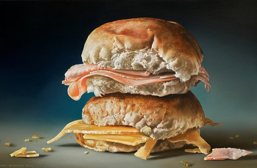 Hyperrealistic_Oil_Paintings_Of_Mouth_Watering_Food_by_Tjalf_Sparnaay_2015_10